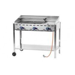 Grill Green Fire Profi Line 3-palnikowy - produkt z kategorii- grille