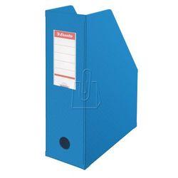pojemnik na dokumenty, czasopisma a4 składany pcv 100mm (10k215c) szybka dostawa! darmowy odbiór w 20 miastach! marki Esselte