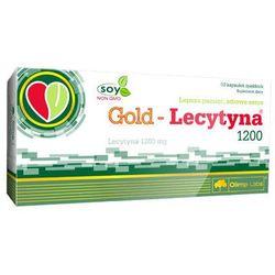 GOLD-LECYTYNA 1200 60kaps - produkt farmaceutyczny