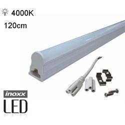 INOXX 120T5K4000 MI FS Świetlówka zintegrowana LED neutralna 1200mm o mocy 18W 1700 lumenów 4000K od Avde.pl