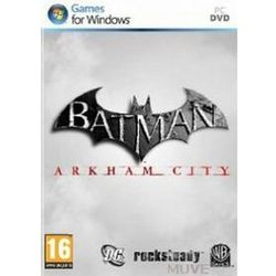Batman Arkham City (komputerowa gra)