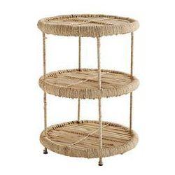 Madam Stoltz - bambusowy stolik pomocniczy
