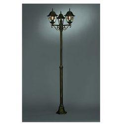 Philips Massive 15175/42/10 - Lampa zewnętrzna MÜNCHEN 3xE27x100W ze sklepu Liderlamp.pl  Tylko u nas wyprzedaże do -70%