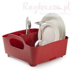 Suszarka do naczyń Tub czerwona - produkt dostępny w REGDOS