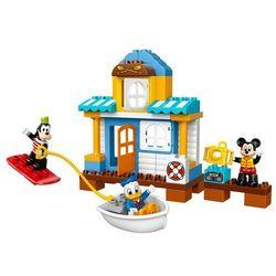 Lego Duplo domek na plaży 10827, klocki dla dzieci