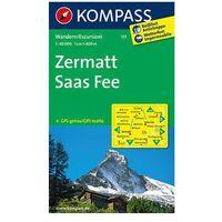 Breuil Cervinia Zermatt - Kompass-Karten