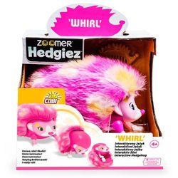 Cobi, Zoomer jeżyk Whirl, maskotka interaktywna, różowy