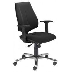 Krzesło obrotowe GEM r26s steel04 chrome - biurowe, fotel biurowy, obrotowy, GEM R26S steel04 chrome