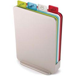 JJ - Zestaw 4 desek Index™ Compact, srebrny, 60129 (7237726)