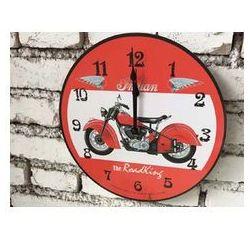 Zegar ścienny - mix wzorów