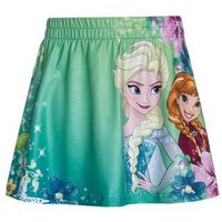 Disney FROZEN ELSA UND ANNA Spódnica trapezowa white