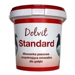 DOLFOS DG Dolvit Standard mieszanka paszowa mineralna uzupełniająca dla gołębi 400g, marki Dolfos do zakupu w Fionka.pl