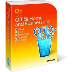 Microsoft Office 2010 Home & Business 32-bit/x64 (oprogramowanie)