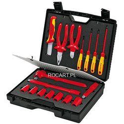 Knipex 98 99 11 Podręczna walizka narzędziowa VDE (4003773026624)