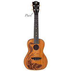 Luna Ukulele - Koncertowe PEARL ALL SOLID - produkt z kategorii- Akcesoria i części do gitary