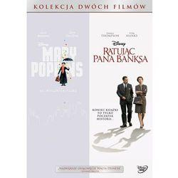 MARY POPPINS KOLEKCJA (2DVD) (MARY POPPINS, RATUJĄC PANA BANKSA) - produkt z kategorii- Pakiety filmowe