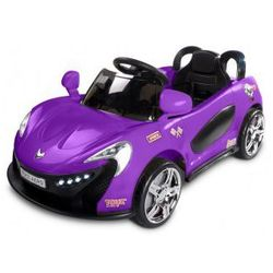 Toyz Aero Samochód na akumulator purple - produkt z kategorii- pojazdy elektryczne