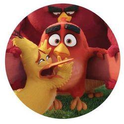 Dekoracyjny opłatek tortowy Angry Birds - 20 cm - 13
