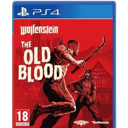 Wolfenstein The Old Blood z kategorii [gry PS4]