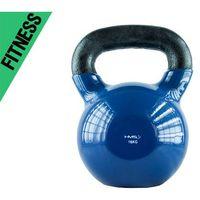 Kelton Kettlebell 16 kg kn pokryty winylem hms  fitness