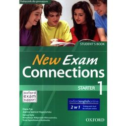New Exam Connections 1 Starter - Student`s Book + E-Workbook, rok wydania (2011)