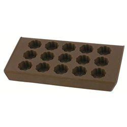 Silikonowa forma do czekoladek i lodu Delice (śr. 260)