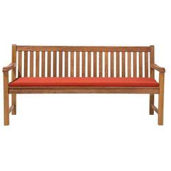 Poducha na ławkę TOSCANA/JAVA ceglasta 169 x 50 x 5 cm