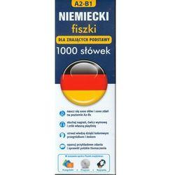 Niemiecki fiszki 1000 słówek dla znających podstawy A2-B1 - produkt dostępny w SELKAR