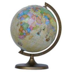 Globus trasami odkrywców 220 mm + zakładka do książki gratis marki Zachem