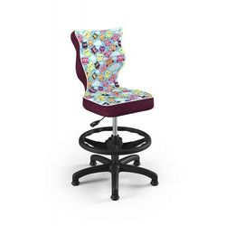Entelo Krzesło dziecięce na wzrost 119-142cm petit black st32 rozmiar 3 wk+p