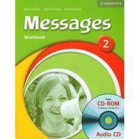 Messages, Level 2, Workbook (zeszyt ćwiczeń) with Audio CD
