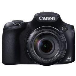Canon PowerShot SX60, cyfrówka z wizjerem
