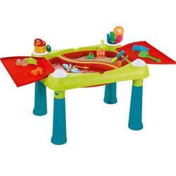Stolik KETER kreatywny Fun Table Jasnozielono/Fioletowy (3253920000644)
