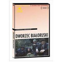 Dworzec Białoruski (DVD) - Wadim Trunin (5908312741008)