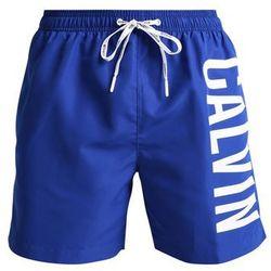 Calvin Klein Swimwear Szorty kąpielowe blue