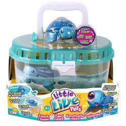 Cobi Little Live Pets Interaktywny żółwik z basenem - oferta [05c4297c6721a714]