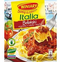 46g italia sos boloński marki Winiary