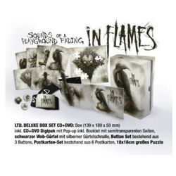 Sounds Of A Playground Fading [Limited Deluxe Box] - In Flames, kup u jednego z partnerów