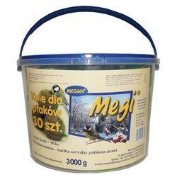 kule dla ptaków zimujących małe 30 sztuk, marki Megan