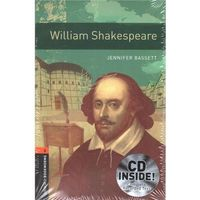 OXFORD BOOKWORMS LIBRARY New Edition 2 WILLIAM SHAKESPEARE with AUDIO CD PACK