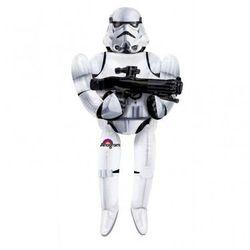 Amscan Chodzący balon foliowy storm trooper - 83 x 177 cm - 1 szt.