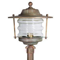 Imponująca lampa masztowa adessora, latarnia marki Moretti