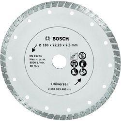 Tarcza diamentowa TS Turbo Bosch, 180 mm - oferta [05d366281565775c]