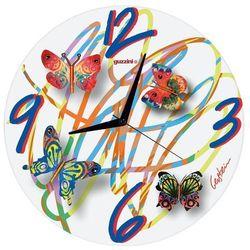 Zegar ścienny volare white marki Guzzini