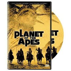 Planeta małp (DVD) - Franklin J. Schaffner - produkt z kategorii- Filmy science fiction i fantasy