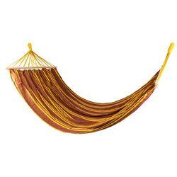 Hamak WORKER Maxy, Żółto-brązowy (8596084070753)