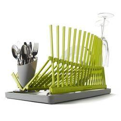 - suszarka do naczyń High & dry - zielona - zielona, produkt marki Black+Blum