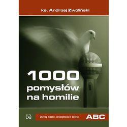 1000 pom. na homilie T.2 Wielki Post, Wielkanoc... - ks. Andrzej Zwoliński