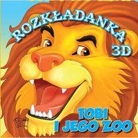 Tobi i Jego Zoo Rozkładanki 3D - Wysyłka od 3,99, ARTI