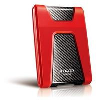 Adata Dashdrive durable hd650 1tb 2.5'' usb3.0 red